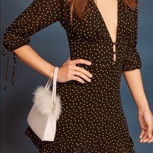 REFORMATION MINI DRESS NWT NEW WITH TAGS